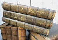Twenty Four Antique Leather Bound Books (5 of 6)