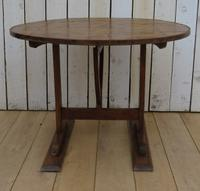 Antique Vendange Occasional Table (3 of 9)