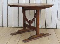 Antique Vendange Occasional Table (6 of 9)