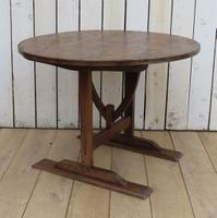 Antique Vendange Occasional Table (9 of 9)