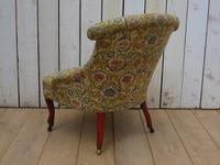 Antique Napoleon III Boudior Chair (5 of 8)