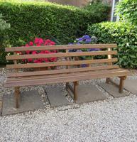 French Railway Waiting Room, Garden Bench (8 of 8)