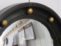 Butlers Porthole Convex Wall Mirror (7 of 8)