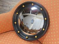 Butlers Porthole Convex Wall Mirror (2 of 8)