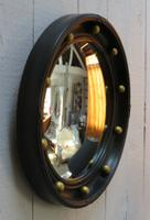 Butlers Porthole Convex Wall Mirror (6 of 8)