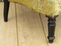 Pair of Antique Napoleon III Chairs for re-upholstery (3 of 9)