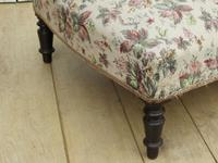 Antique Napoleon III Day Bed Chaise Longue (6 of 7)