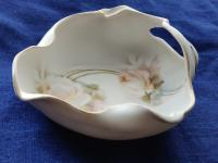 Antique Reinhold Schlegelmilch Porcelain Dish/ Sweet Bowl Rs Germany 1910-1938 (6 of 12)