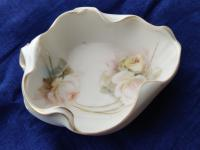 Antique Reinhold Schlegelmilch Porcelain Dish/ Sweet Bowl Rs Germany 1910-1938 (3 of 12)