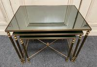 French Brass Nest of Tables (13 of 13)