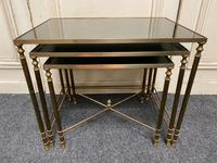 French Brass Nest of Tables (2 of 13)