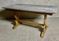 Oak Refectory Dining Table c.1900 (5 of 19)