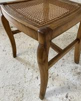 Set of 6 French Dining Chairs c.1900 (4 of 7)