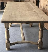 French Oak Farmhouse Dining Table c.1860 (10 of 13)