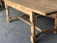 French Oak Farmhouse Dining Table c.1860 (11 of 13)