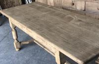 French Oak Farmhouse Dining Table c.1860 (12 of 13)