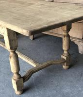 French Oak Farmhouse Dining Table c.1860 (13 of 13)