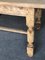 French Oak Farmhouse Dining Table c.1860 (8 of 13)