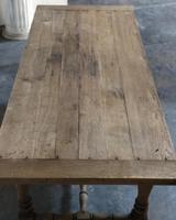 Oak Farmhouse Dining Table c.1860 (5 of 20)