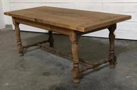 Oak Farmhouse Dining Table c.1860 (12 of 20)