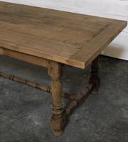 Oak Farmhouse Dining Table c.1860 (18 of 20)