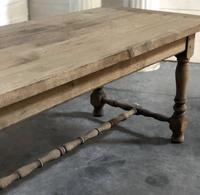 Oak Farmhouse Dining Table c.1860 (8 of 20)