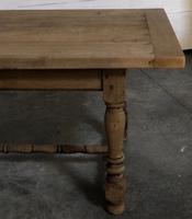 Oak Farmhouse Dining Table c.1860 (15 of 20)