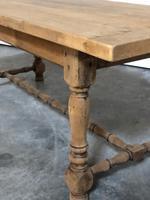 Oak Farmhouse Dining Table c.1860 (11 of 20)