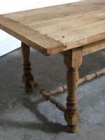 Oak Farmhouse Dining Table c.1860 (7 of 20)