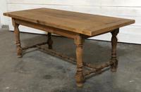 Oak Farmhouse Dining Table c.1860