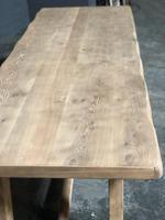 Large Olavi Hanninen Elm Dining Table (8 of 27)