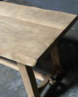 Large Olavi Hanninen Elm Dining Table (22 of 27)