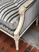 Pair of French Bergere Armchairs (3 of 9)