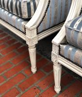 Pair of French Bergere Armchairs (2 of 9)