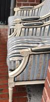 Pair of French Bergere Armchairs (6 of 9)