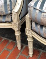 Pair of French Bergere Armchairs (3 of 11)