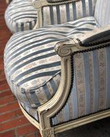 Pair of French Bergere Armchairs (11 of 11)