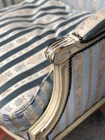 Pair of French Bergere Armchairs (8 of 11)