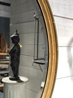 French Gilt Wall Mirror c.1900 (6 of 9)