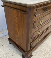 French Marble Top Chest of Drawers (6 of 6)