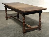French Farmhouse Dining Table Lovely Patina (20 of 23)