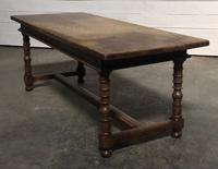 French Farmhouse Dining Table Lovely Patina (19 of 23)
