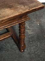 French Farmhouse Dining Table Lovely Patina (18 of 23)
