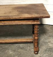 French Farmhouse Dining Table Lovely Patina (8 of 23)