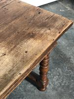 French Farmhouse Dining Table Lovely Patina (14 of 23)
