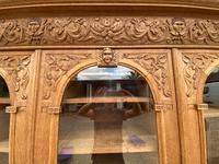 Exceptional Large French Oak Bookcase c.1850 (12 of 19)