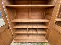 Exceptional Large French Oak Bookcase c.1850 (8 of 19)