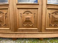 Exceptional Large French Oak Bookcase c.1850 (5 of 19)