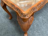 Burr Walnut Coffee Table c.1920 (8 of 11)