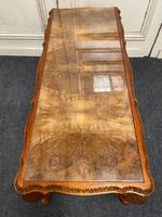 Burr Walnut Coffee Table c.1920 (10 of 11)